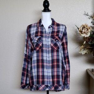 Kenneth Cole Reaction shirt, size L